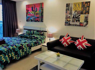 studio413-cosy-beach-view-condo-bed