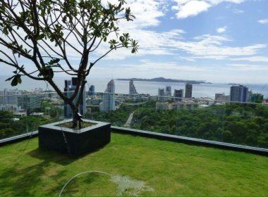 View rood Unixx Pattaya