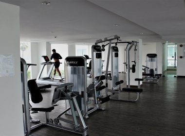 Amazon Residence Jomtien fitness center