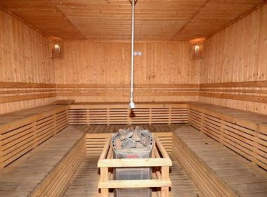 Sauna Cosy Beach View