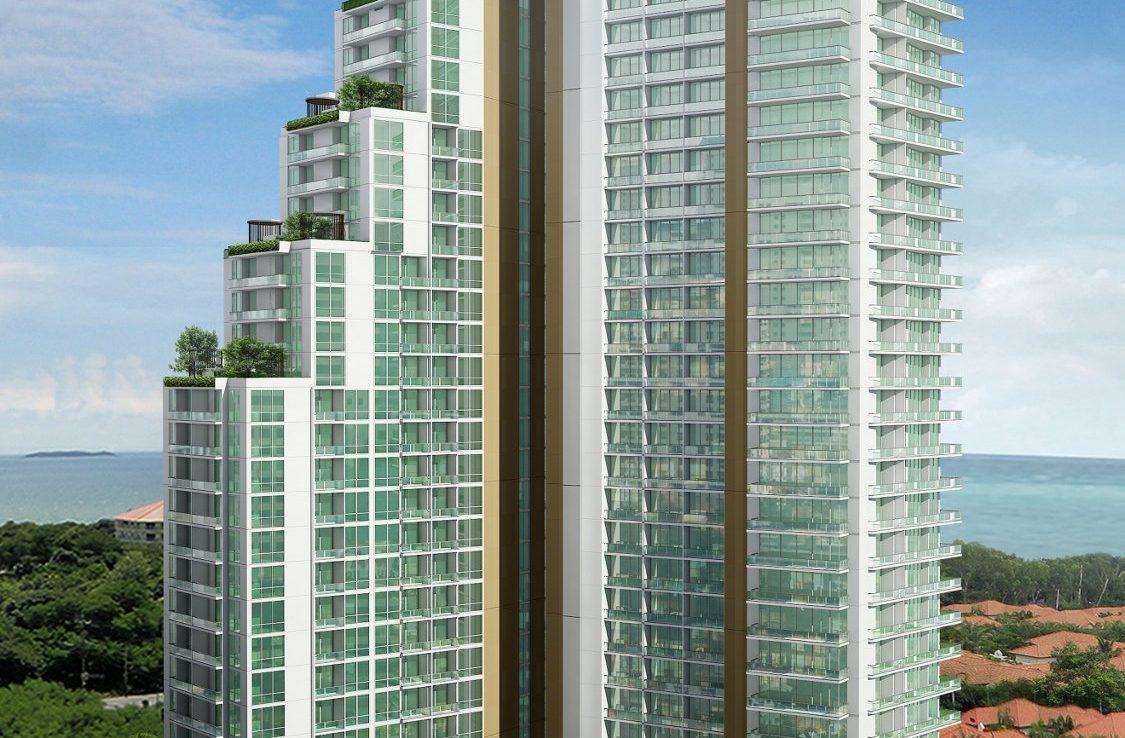 The Peak Towers Pattaya