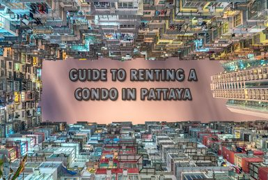 A guide to renting a condo in pattaya